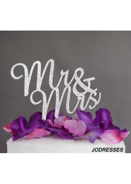Wedding Cake Decoration Card And Flag Card