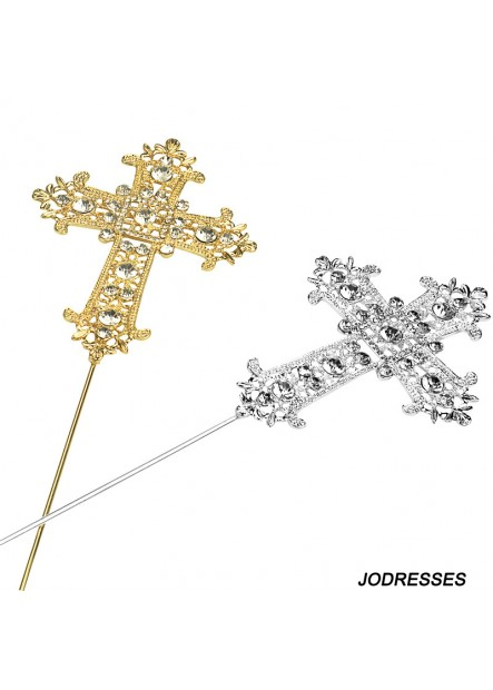 Diamond Cross European and American Wedding Cake Insert