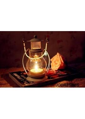 Lantern Home Decoration Not Including Portable Length Horse Lantern 13.5CM High Handle Length 9CM