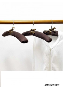 10PCS Wedding Hangers 38.5*17CM