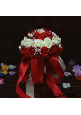 Bridal Bouquets Wedding Photography Bouquets 25*25CM