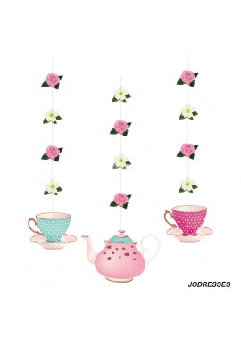 5 Sets Of Tea Party Talk Dress Up 120CM In Length