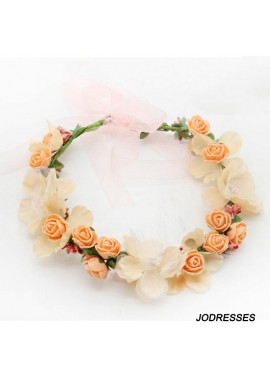 Hat Garland Accessories Woven Decoration Wreath