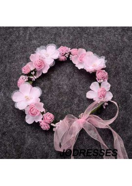 Fashion Decorative Flower Wreath Lace