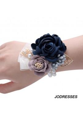 10*8CM Wedding Supplies Bridesmaid Wrist Flower