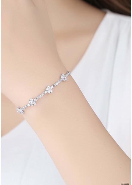 Adjustable Diamond Bracelets T901556264110