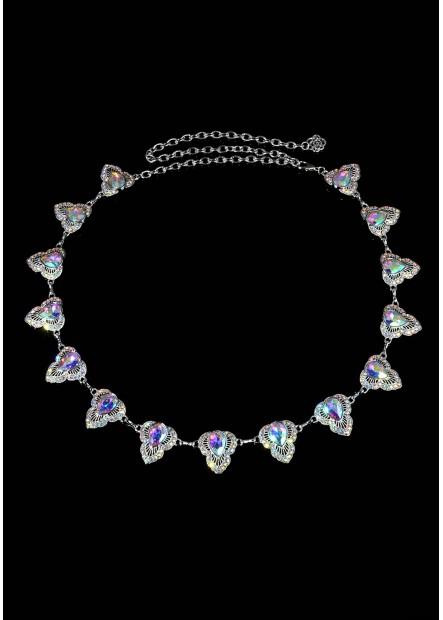 Color Diamond Waist Chains T901556500781