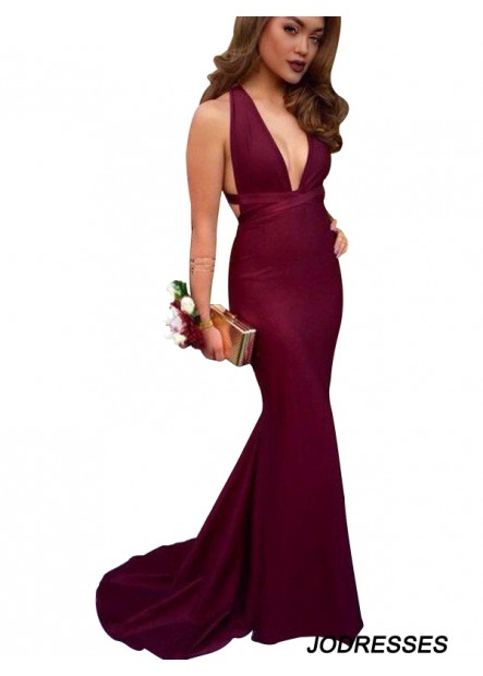 Jodresses Sexy Mermaid Long Prom Evening Dress T801524703668