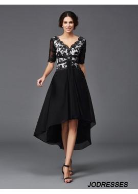 Jodresses Sexy Short Homecoming Prom Evening Dress T801524710564