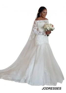 Jodresses 2020 Plus Size Wedding Dress T801524714663