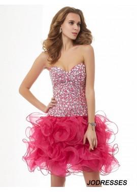 Jodresses Short Homecoming Prom Evening Dress T801524711219