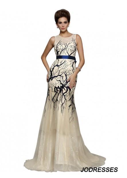 Jodresses Sexy Mermaid Prom Evening Dress T801524705563