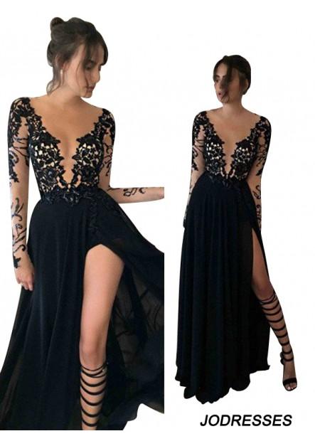 Jodresses Sexy Long Prom Evening Dress T801524703726