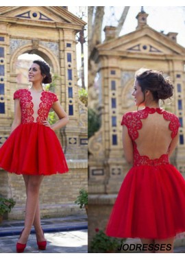 Jodresses Short Homecoming Prom Evening Dress T801524710395