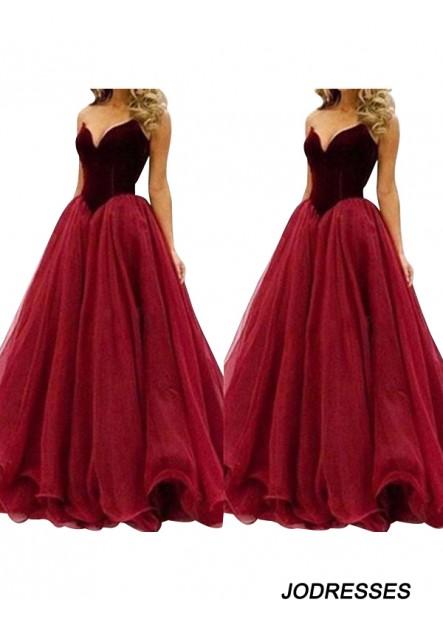 Jodresses Long Prom Evening Dress T801524703976