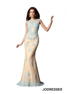 Jodresses Sexy Mermaid Prom Evening Dress T801524706616