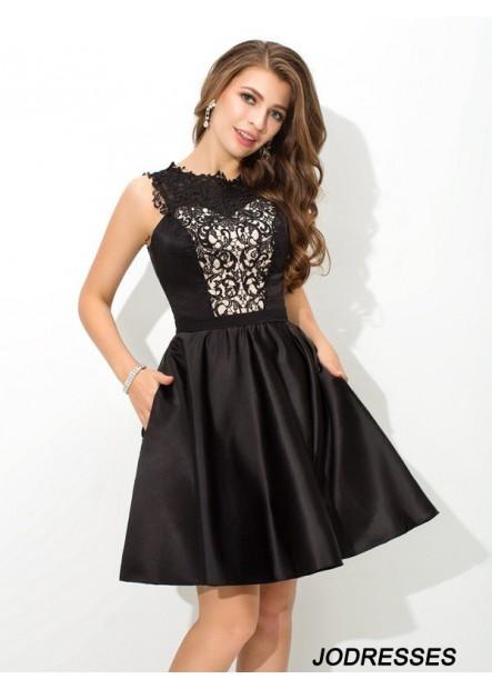 Jodresses Sexy Short Homecoming Prom Evening Dress T801524710764