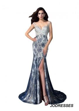 Jodresses Sexy Mermaid Prom Evening Dress T801524705909