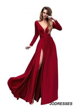 Jodresses Sexy Long Prom Evening Dress T801524703777