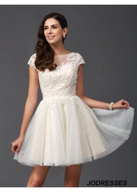 Jodresses Sexy Short Homecoming Prom Evening Dress T801524710265