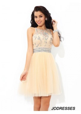 Jodresses Short Homecoming Prom Evening Dress T801524710420