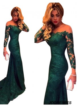 Jodresses Sexy Mermaid Long Prom Evening Dress T801524703707