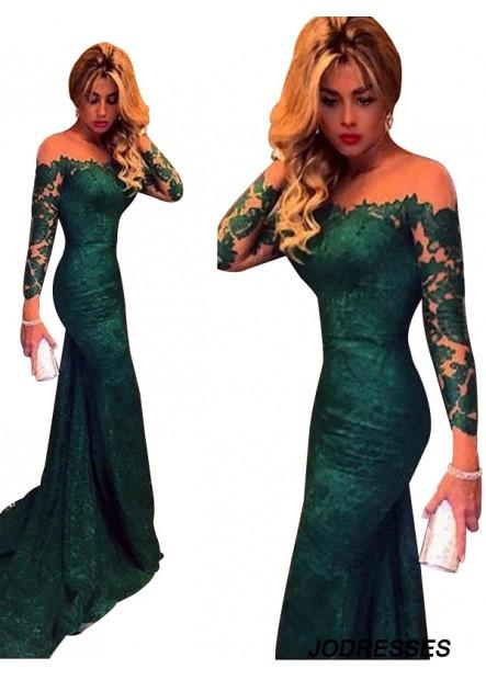 Jodresses Sexy Mermaid Long Prom Evening Dress T801524703707