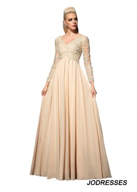Jodresses Long Prom Evening Dress T801524709707