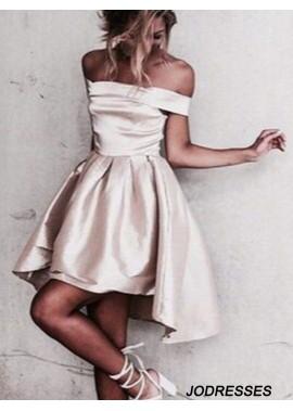 Jodresses Short Homecoming Prom Evening Dress T801524710122