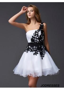 Jodresses Short Homecoming Prom Evening Dress T801524710362