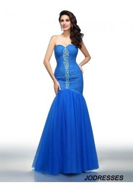 Jodresses Sexy Mermaid Prom Evening Dress T801524708928