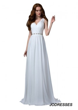 Jodresses Sexy Beach Long Wedding  / Evening Dresses T801524705387