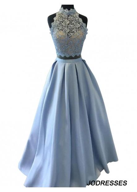 Jodresses Two Piece Long Prom Evening Dress T801524703911