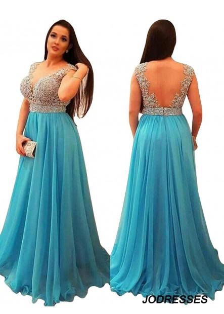 Jodresses Plus Size Prom Evening Dress T801524703950