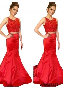 Jodresses Mermaid Long Evening Dress T801524706286