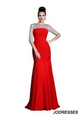 Jodresses Sexy Mermaid Prom Evening Dress T801524705236