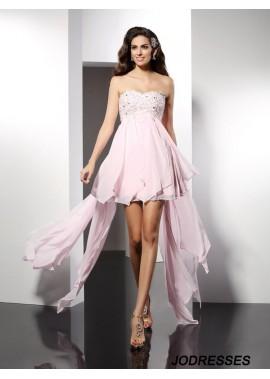 Jodresses Sexy Short Homecoming Prom Evening Dress T801524710800