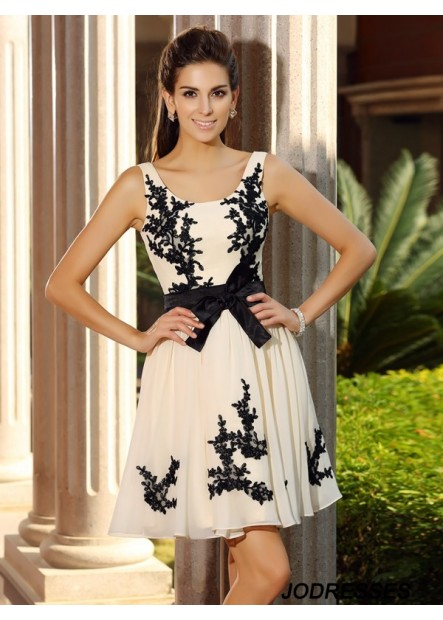Jodresses Sexy Short Homecoming Prom Evening Dress T801524710909