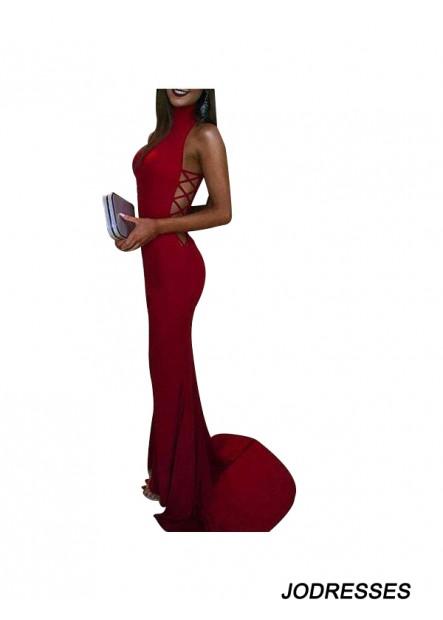 Jodresses Mermaid Long Prom Evening Dress T801524703941