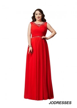 Jodresses Sexy Plus Size Prom Evening Evening Dress T801524706525