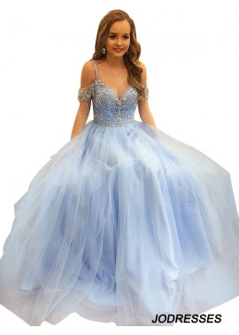 Jodresses Long Prom Evening Dress T801524703837