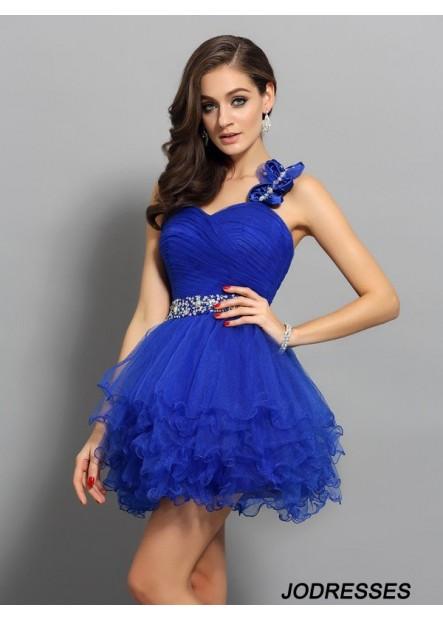 Jodresses Sexy Short Homecoming Prom Evening Dress T801524710710