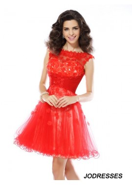 Jodresses Sexy Short Homecoming Prom Evening Dress T801524710984