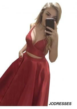 Jodresses Two Piece Long Prom Evening Dress T801524704693