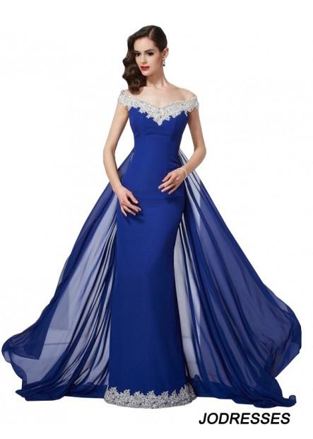 Jodresses Mermaid Long Prom Evening Dress T801524705061