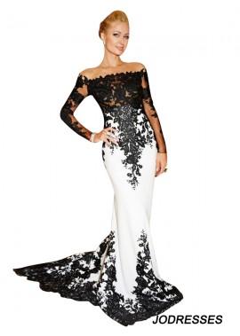 Jodresses Mermaid Long Prom Evening Dress T801524704054