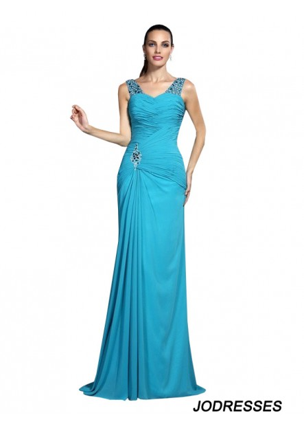 Jodresses Sexy Mermaid Prom Evening Dress T801524708149