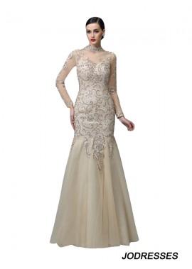 Jodresses Sexy Mermaid Prom Evening Dress T801524704122