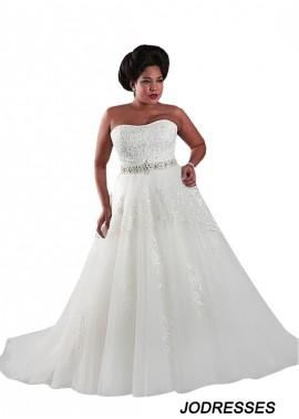 Jodresses Plus Size Wedding Dress T801525325517
