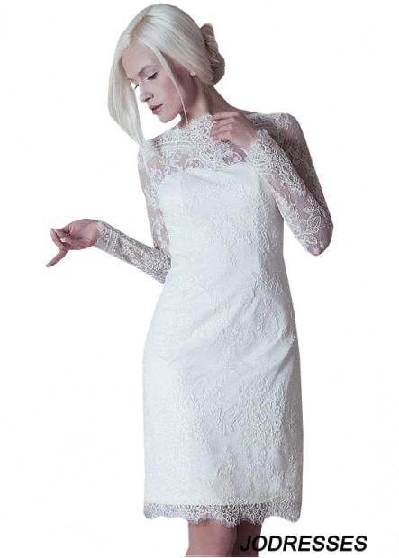 Jodresses Short Wedding Dress T801525330166